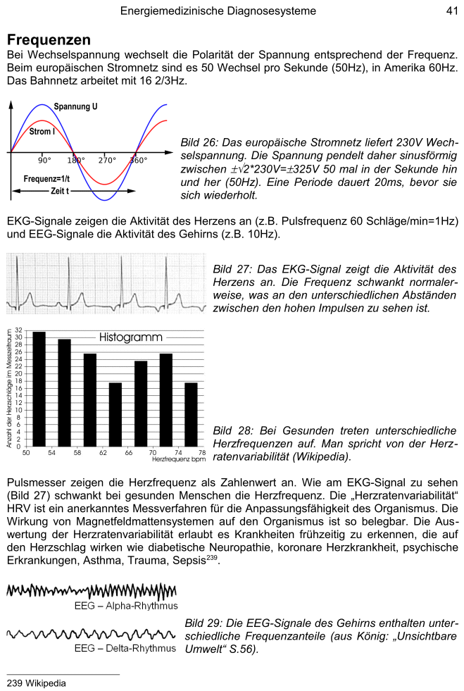 Energiemedizin Diagnose